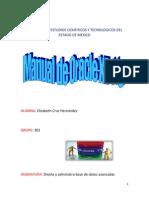 Manual de Oracle XE 11g