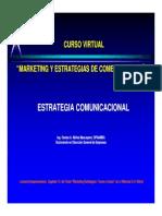 9) Estrategia Comunicacional