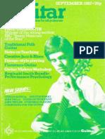 Guitar - Sept 1982