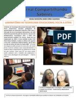 Jornal Escolar Compartilhando Saberes