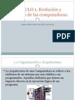 Reporte de Modulo 1 - Arquitectura de Computadoras