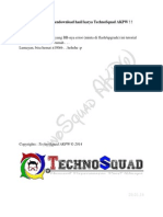 Tutorial Install OS BB by TechnoSquad AKPW