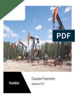 Corporate Presentation 2015-09-11