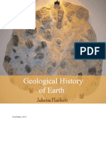 Geological History of Earth (Jaheim Hackett 2012)