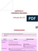 Capiatulo v Congreso