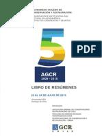 resumos 5 Congresso chileno de conservação e restauração