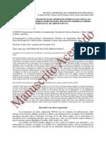 ESTUDIOS BIOARQUEOLÓGIOS DE MARCADORES DE ESTRÉS OCUPACIONAL EN CAZADORES RECOLECTORES PAMPEANOS DEL HOLOCENO TEMPRANO-MEDIO. ANÁLISIS DE LA SERIE ESQUELETAL DE ARROYO SECO 2