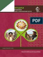 ANALISIS DE LA QUINUA EN EL PERU