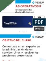 Linux - Introducción (CentOS)