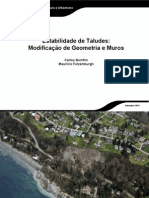 Projeto VI- Estabilização de Taludes (1)