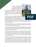 lugares arqueologicos de Guatemala