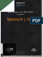 Aitor Sorreluz La Practica de Las Representaciones Cientificas