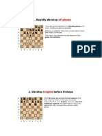 101 Essential Chess Tips