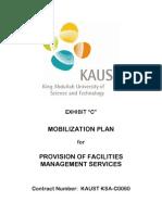 C- FM - Mobilization Plan _Mar 18 09_.pdf