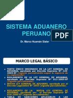 692_sistemaaduanero Ley General Aduanas