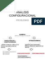 Análisis configuracional de compuestos orgánicos