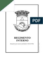 Regimento Interno Da Câmara Municipal de Belo Horizonte