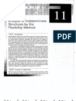 Chapter 11 Analysis of Indeterminate Structures by the Flexibility Method