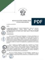 RD N° 010-2015-PNVR Aprobación de la Guía de Ejecución y Liquidación de Proyectos del PNVR bajo la modalidad de N.E