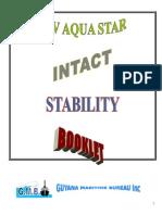 Aqua Star Stab