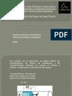 Caracteristicas de Compresores