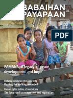 Kababaihan at Kapayapaan Issue No. 4