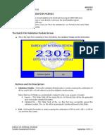Job Aid Batch Entry Annex b