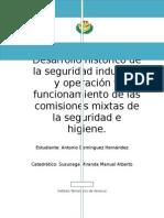Constitución e Integración de Las Comisiones