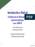 MATLAB EXPRESIONES SIMBOLICAS