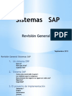 Sistemas SAP - Introduccion