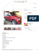 Suzuki Vitara - Secondhand for Sale Philippines - 40185820