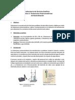 Practica de Laboratorio No.3 - Titulaciones Potenciometricas de Neutralización