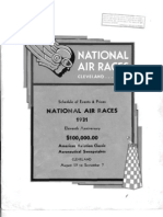 National Air Races Program (1931)