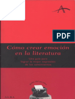 Font Carme - Emocion en La Literatura