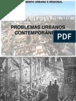 PROBLEMAS URBANOS CONTEMPORANEOS