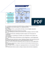 SAP_Organizational Structures - Business Functions
