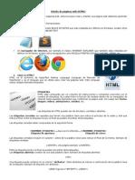 IMPRIMIR El Lenguage HTML