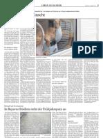 Bayerische Staatszeitung - Fragen nicht erwünscht - 5 March 2010