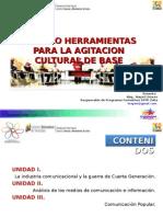 CONFERENCIA HERRAMIENTAS PARA LA AGITACION CULTURAL DE BASE.ppt