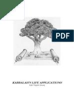 Kabbalah Booklet MARCH 2009