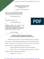 Fuller Dismissal