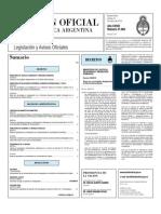 Boletin Oficial 12-03-10 - Primera Seccion