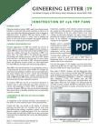 EL-19-(Design & Construction of NYB FRP Fans)