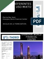 Referentes Edificios Uso Mixto Nicolas