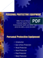 Personal Protective Equip