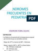 . Sindromes en Pediatría.