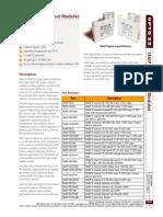 0773 SNAP Digital Input Modules Data Sheet