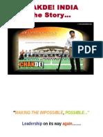 Chakde India