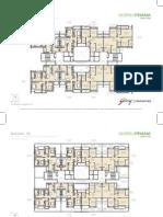 Godrej Prana Floor Plan