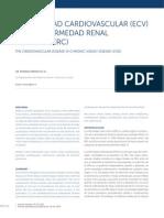 ECV en ENFERMEDAD RENAL CRONICA